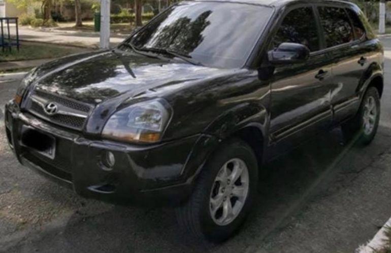 Hyundai Tucson GLS 2.0L 16v Top (Flex) (Aut) - Foto #1