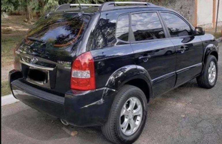 Hyundai Tucson GLS 2.0L 16v Top (Flex) (Aut) - Foto #2