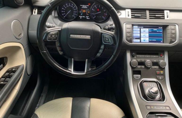Land Rover Range Rover Evoque Dynamic 2.0 240cv 5p - Foto #8