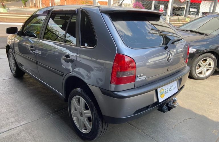 Volkswagen Gol Rallye 1.6 8V (Flex) - Foto #6