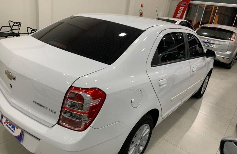 Chevrolet Cobalt LTZ 1.4 8V (Flex) - Foto #5