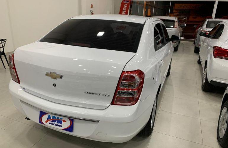 Chevrolet Cobalt LTZ 1.4 8V (Flex) - Foto #6