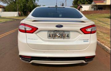 Ford Fusion 2.0 16V FWD GTDi Titanium (Aut) - Foto #5