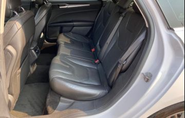 Ford Fusion 2.0 16V FWD GTDi Titanium (Aut) - Foto #7