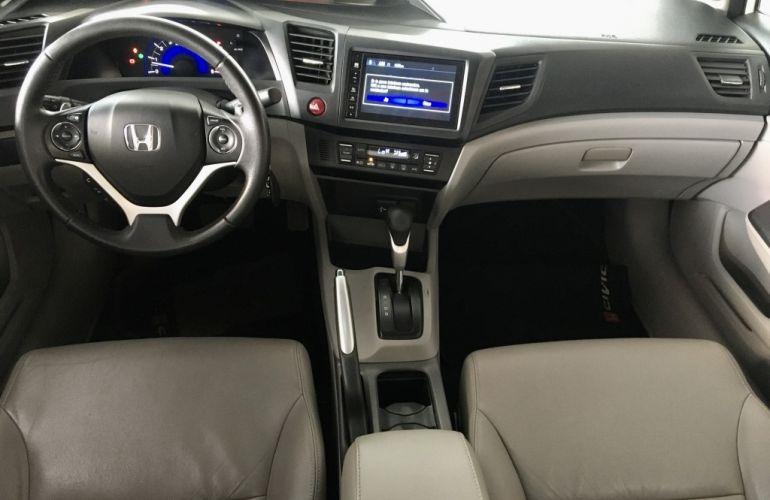 Honda New Civic EXR 2.0 i-VTEC (Aut) (Flex) - Foto #7