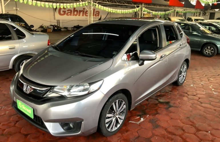 Honda Fit 1.5 16v EXL CVT (Flex) - Foto #1