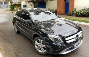 Mercedes-Benz GLA 200 Advance - Foto #3