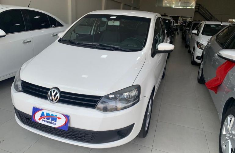 Volkswagen Fox 1.6 16v MSI Highline (Flex) - Foto #3