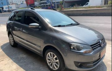 Volkswagen Spacefox MSI Highline 1.6 16V Total Flex - Foto #3