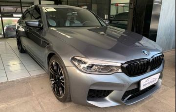 BMW M5 TWIN POWER M XDRIVE STEPTRONIC 4.4 V8