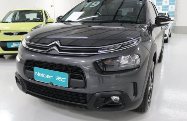 Citroën C4 CACTUS SHINE 1.6 Turbo Flex - Foto #1