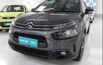 Citroën C4 CACTUS SHINE 1.6 Turbo Flex
