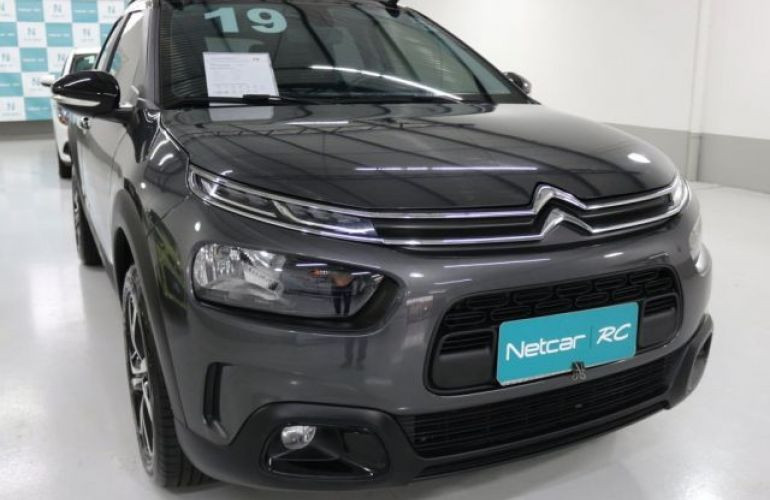 Citroën C4 CACTUS SHINE 1.6 Turbo Flex - Foto #2