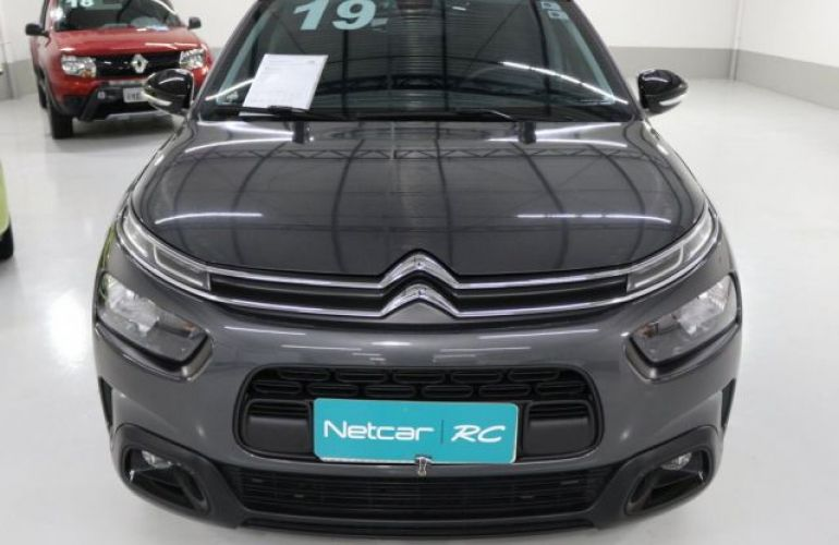 Citroën C4 CACTUS SHINE 1.6 Turbo Flex - Foto #3