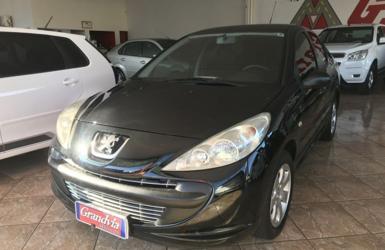 Peugeot 207 Passion XR 1.4 8V (flex) - Foto #2