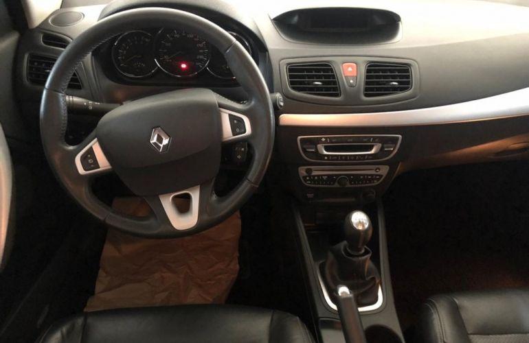 Renault Fluence 2.0 16V Dynamique (Flex) - Foto #6