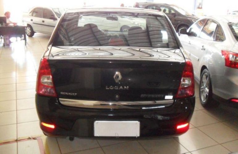 Renault Logan Expression 1.6 8V Hi-Flex - Foto #8