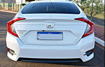 Honda Civic EX 2.0 i-VTEC CVT - Foto #6