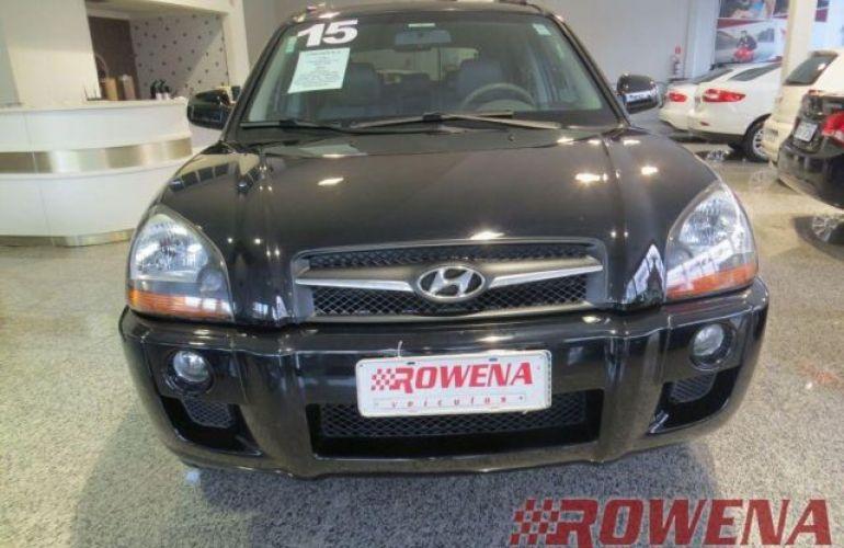 Hyundai Tucson GLS 4X2 2WD 2.0 Mpfi 16V - Foto #2