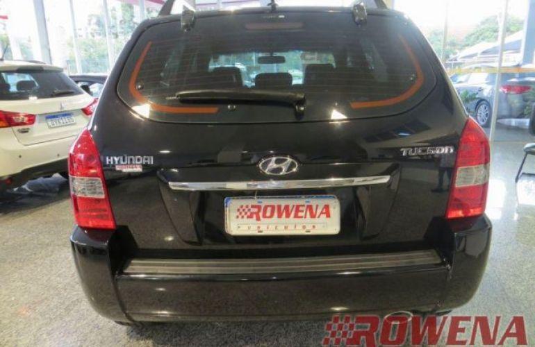 Hyundai Tucson GLS 4X2 2WD 2.0 Mpfi 16V - Foto #4