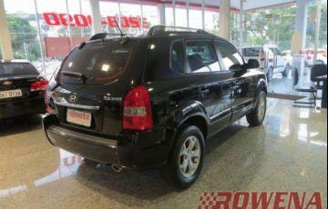 Hyundai Tucson GLS 4X2 2WD 2.0 Mpfi 16V - Foto #5