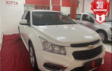 Chevrolet Cruze 1.8 LT Sport6 16V Flex 4p Automático - Foto #4