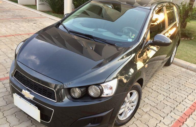 Chevrolet Sonic Hatch Effect 1.6 (Aut) - Foto #1