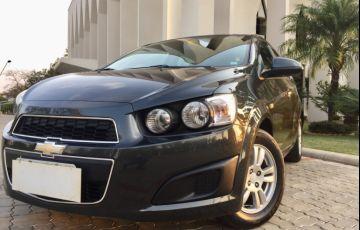 Chevrolet Sonic Hatch Effect 1.6 (Aut) - Foto #2