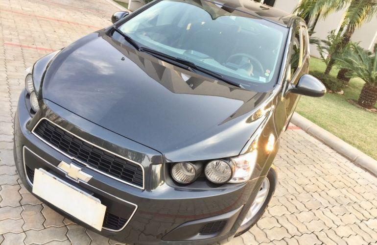 Chevrolet Sonic Hatch Effect 1.6 (Aut) - Foto #3