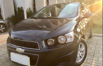 Chevrolet Sonic Hatch Effect 1.6 (Aut) - Foto #4