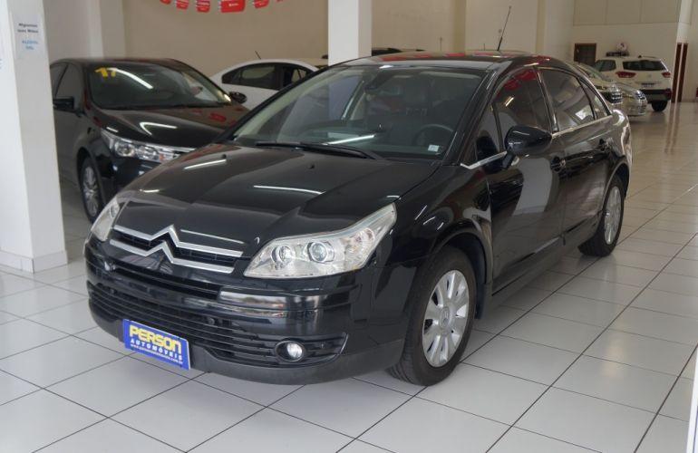 Citroën C4 Pallas Exclusive 2.0 16V BVA (flex) (aut) - Foto #1