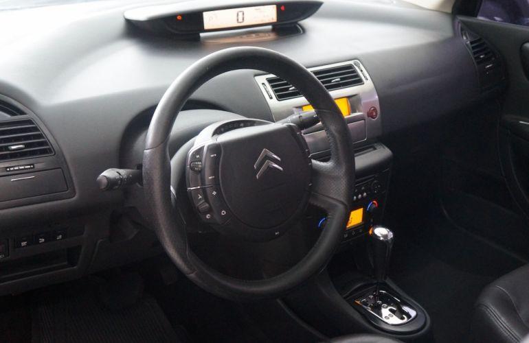 Citroën C4 Pallas Exclusive 2.0 16V BVA (flex) (aut) - Foto #8