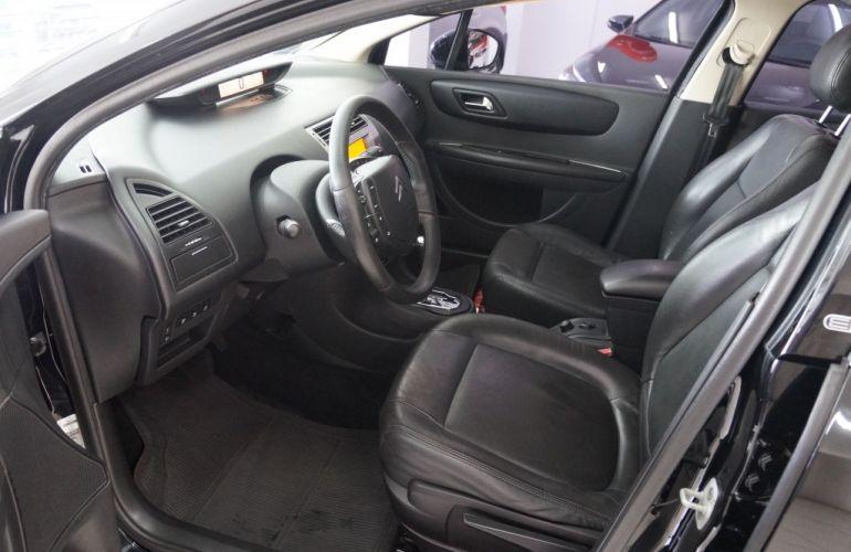 Citroën C4 Pallas Exclusive 2.0 16V BVA (flex) (aut) - Foto #9