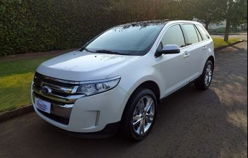 Ford Edge Limited 3.5 AWD - Foto #1