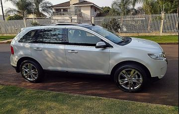 Ford Edge Limited 3.5 AWD - Foto #8