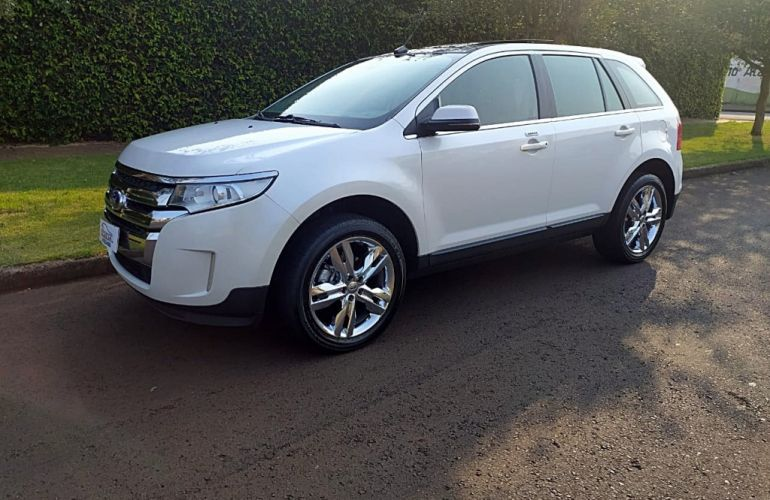 Ford Edge Limited 3.5 AWD - Foto #10