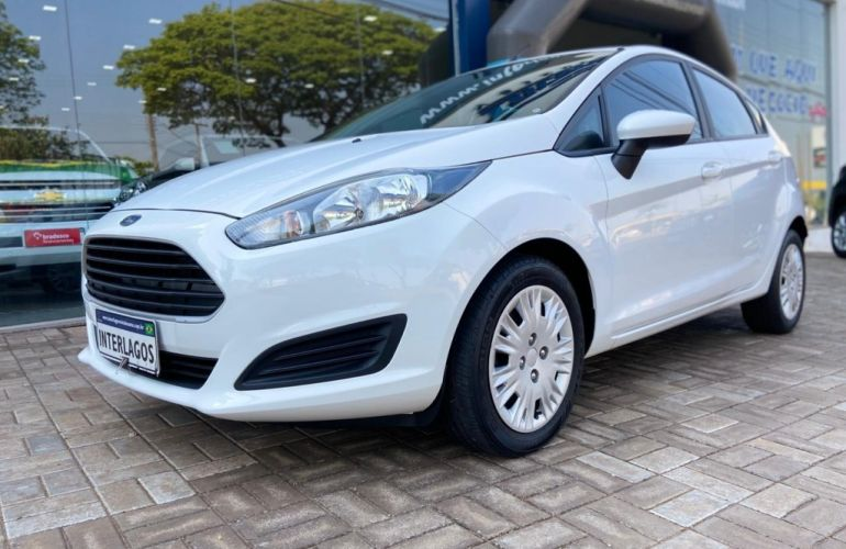 Ford New Fiesta S 1.5 16v - Foto #1