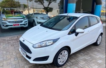 Ford New Fiesta S 1.5 16v - Foto #2