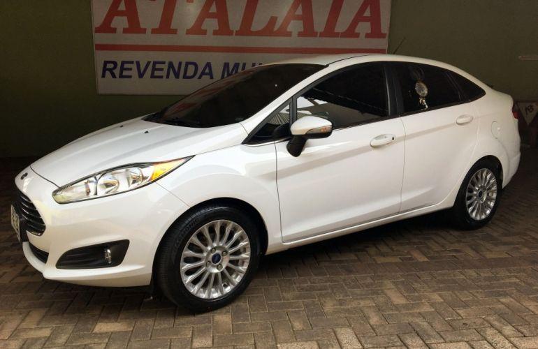 Ford New Fiesta Sedan 1.6 Titanium (Aut) (Flex) - Foto #2
