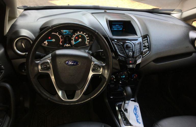 Ford New Fiesta Sedan 1.6 Titanium (Aut) (Flex) - Foto #4