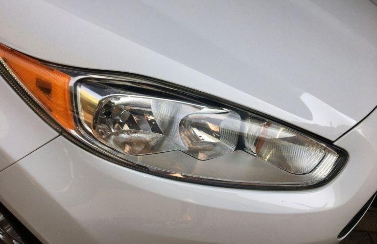 Ford New Fiesta Sedan 1.6 Titanium (Aut) (Flex) - Foto #5