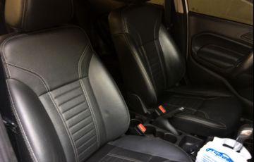 Ford New Fiesta Sedan 1.6 Titanium (Aut) (Flex) - Foto #7