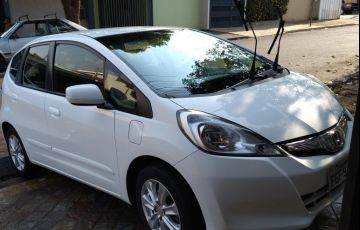Honda Fit LX 1.4 (flex)