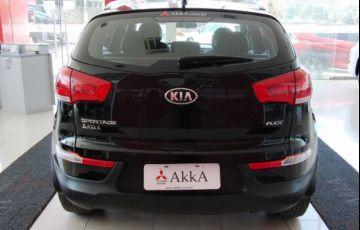 Kia Sportage LX 4X2 2.0 16V Flex - Foto #10