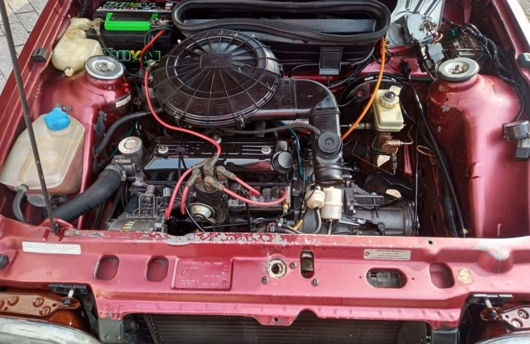 Ford Escort 1.6 Hobby 8v - Foto #9