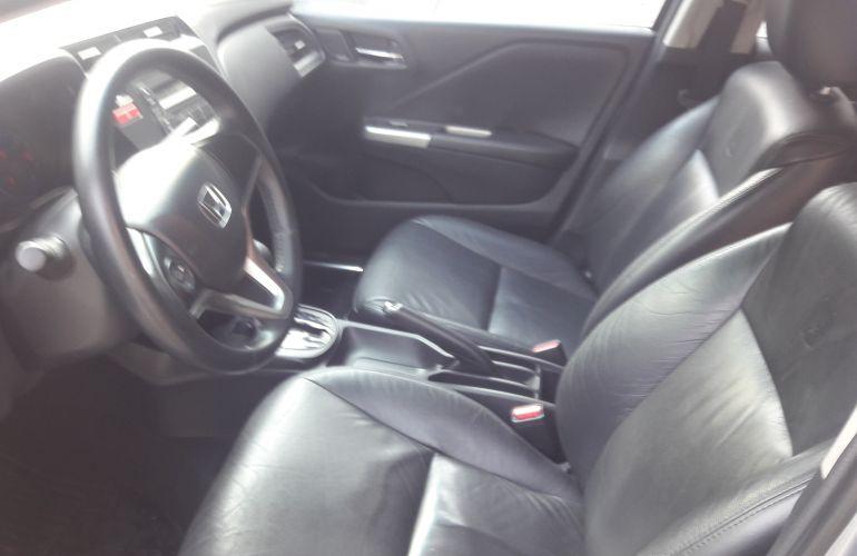 Honda City LX 1.5 CVT (Flex) - Foto #3