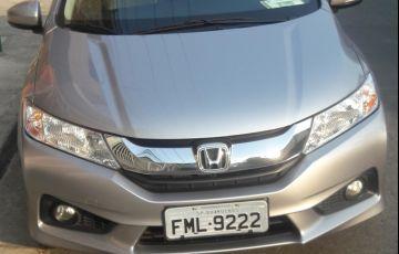 Honda City LX 1.5 CVT (Flex) - Foto #8