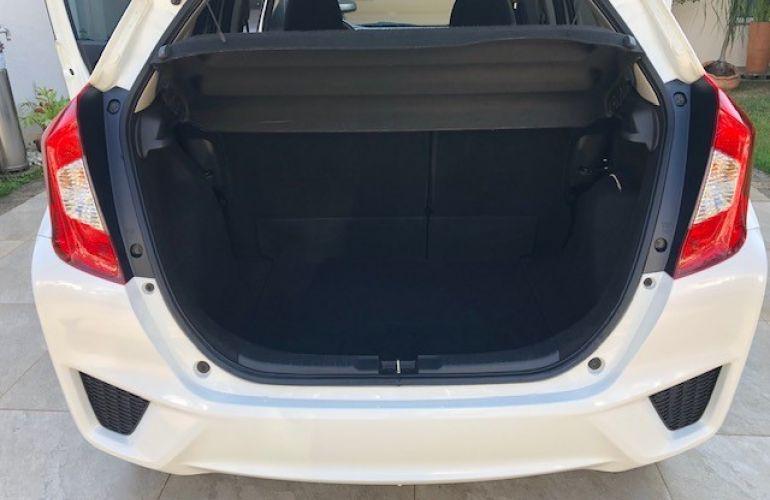 Honda Fit 1.5 16v EX CVT (Flex) - Foto #4