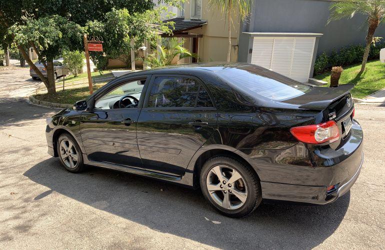 Toyota Corolla Sedan 2.0 Dual VVT-i XRS (aut) (flex) - Foto #5