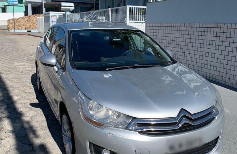 Citroën C4 Lounge Tendance 2.0i - Foto #4